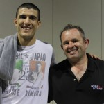Rener Gracie and Matt