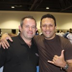 Matt and Renzo Gracie