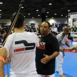 Tim Doing Interview For Mobile Black Belt