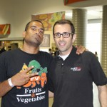 Renato Laranja and Tim