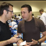 Tim and Renzo Gracie
