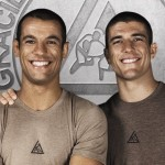 Ryron and Rener Gracie