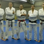 Rodrigo, Ralek, Rickson, Kron, and Crosley Gracie
