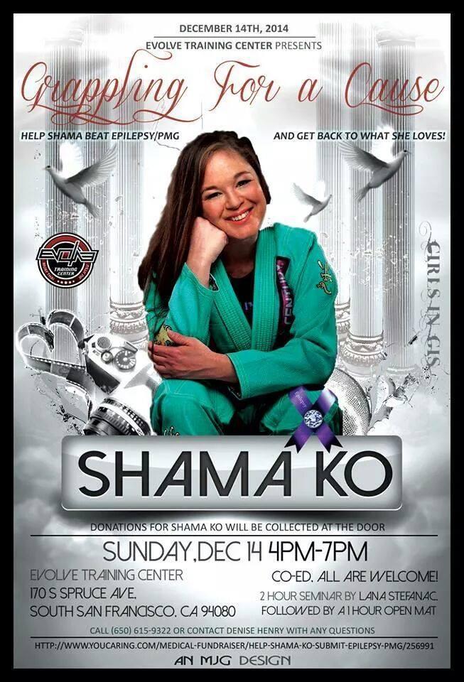 Shama Ko fundraiser
